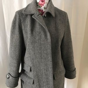 Vintage 70% wool coat size large